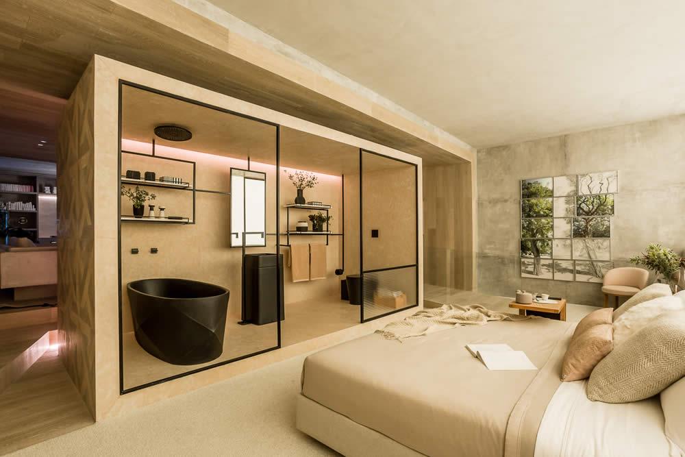 23º Prêmio Deca - Banheiro Profissional Residencial - Daniela Frugiuele - Arquitetura - Design