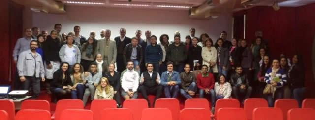 Início do ciclo de capacitações da Prefeitura de Campinas/AVIESP reúne 60 pessoas