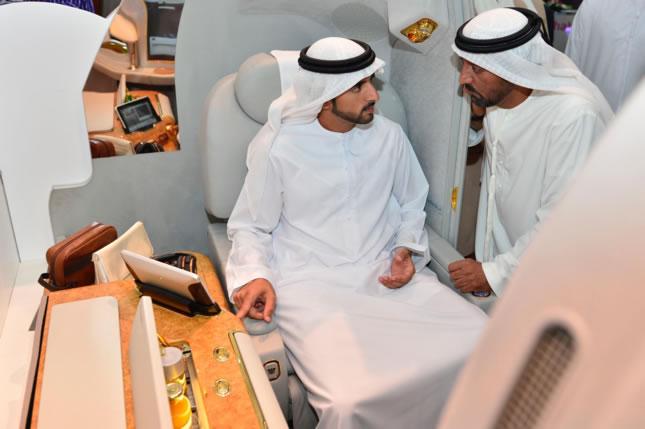 Sheikh Hamdan Bin Mohammed bin Rashid Al Maktoum - Dubai - Arabian Travel Market