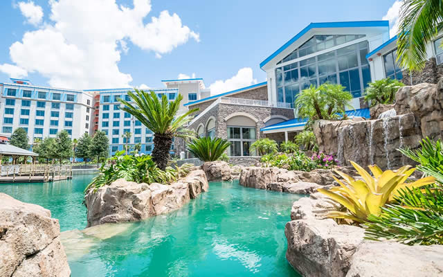Orlando - Loews Sapphire Falls Resort - USA on Business - Jornada Empresarial