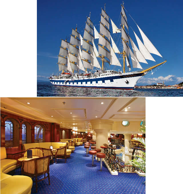 Star Clippers - Cap Amazon Tropical Marketing