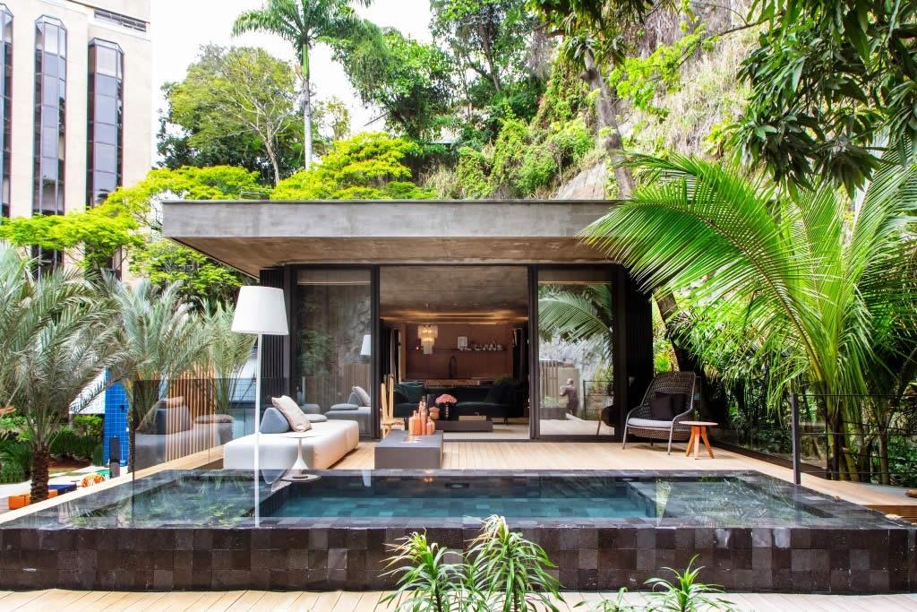 UNLIMITED - design - sofisticação - CASACOR Rio de Janeiro - Arquitetura - Design