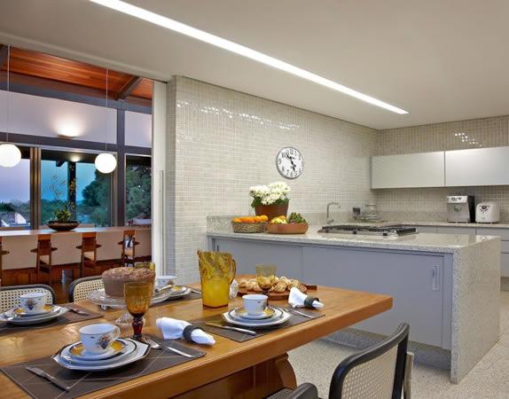 Revestir - Decoração de cozinha - Pastilha Maresias
