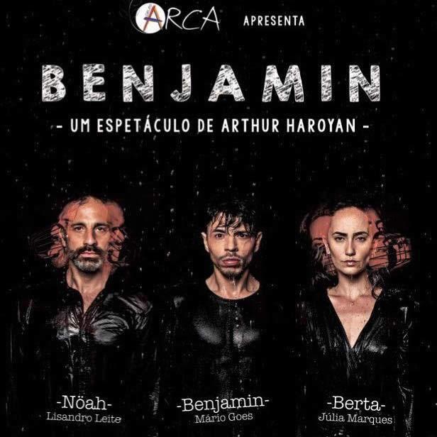 Espetáculo Benjamin - Grupo Arca