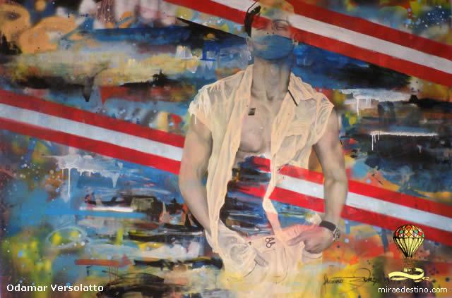 Exposição Em Cartaz  - Studio 689 - Ugo di Pace e Odamar Versolatto