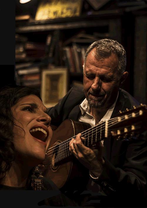 ShowDiário de viagem cantado- Verônica Ferriani e Swami Jr.