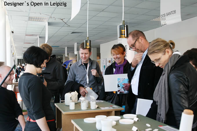 Designer's Open in Leipzig