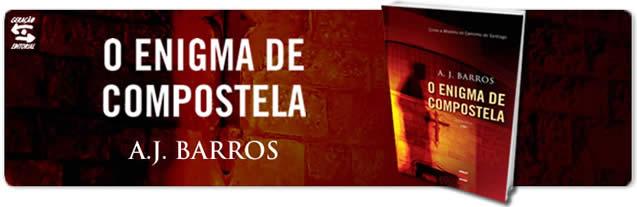 ENIGMA DE COMPOSTELA - Crime e mistério no Caminho de Santiago