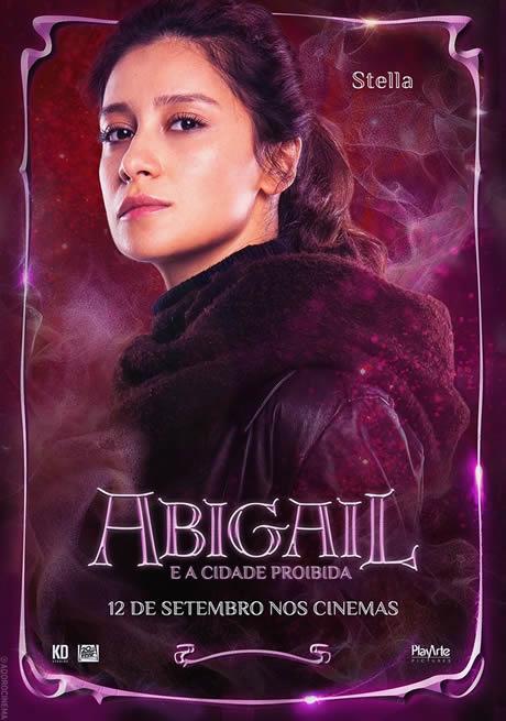 STELLA - Abigail e a Cidade Proibida