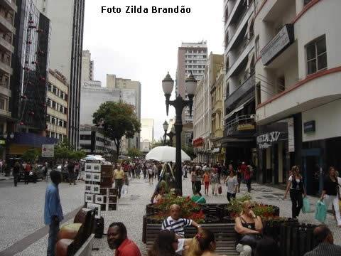 Algumas horas em Curitiba