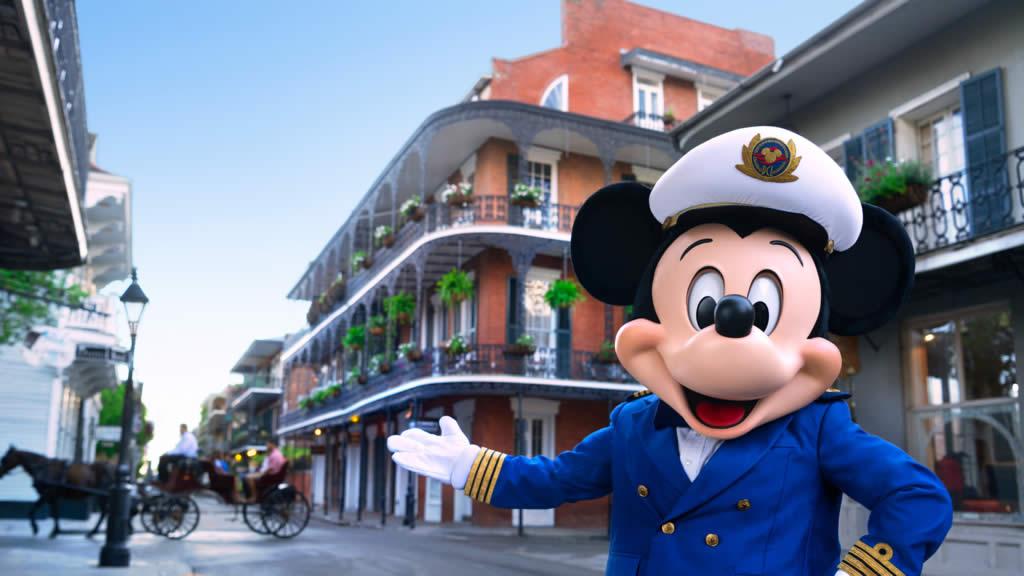 Disney Cruise Line - Nova Orleans - New Orleans - Cruzeiros - Cruises