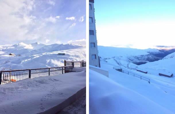 Valle Nevado Ski Resort - Chile