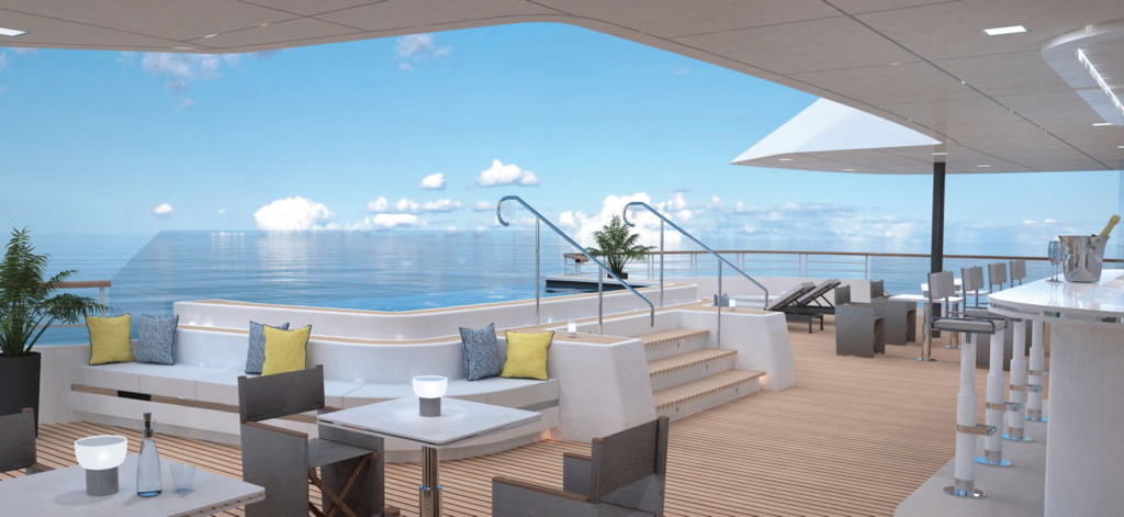 The Ritz-Carlton Yacht Collection - Pier 1 Cruise Experts