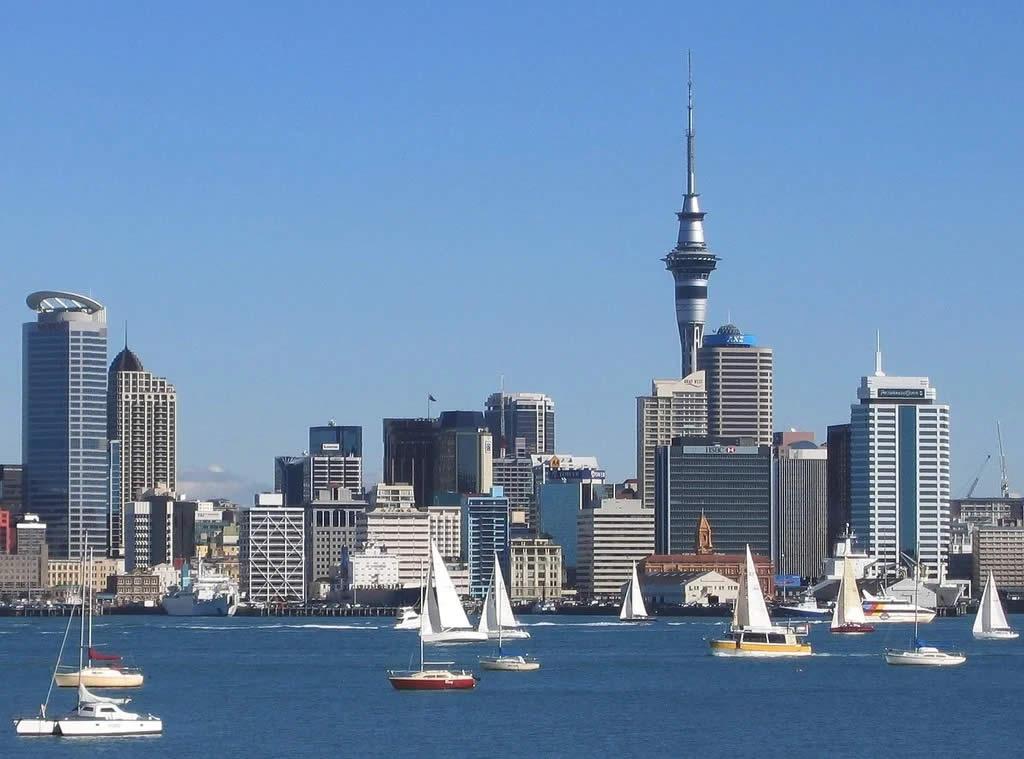 CI Intercâmbio e Viagem - Intercâmbio - Viagem - Nova Zelândia - New Zealand - Auckland