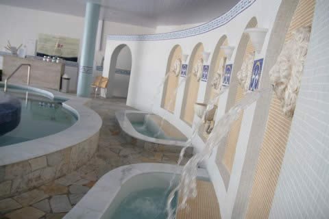 Hotel Villa Di Mantova - Àguas para tratamento