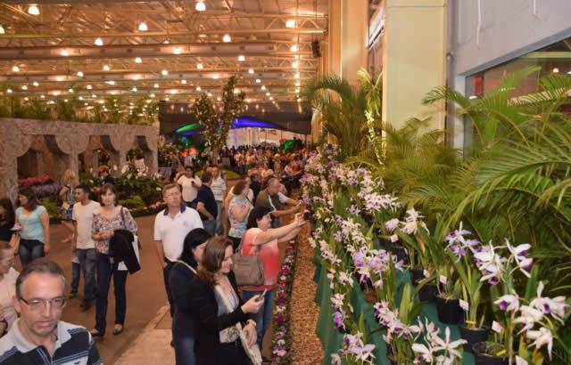 78a Festa das Flores de Joinville - Complexo Expoville