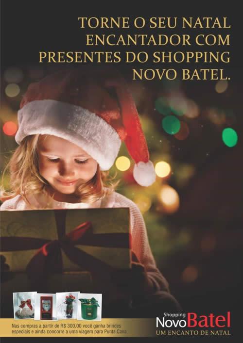 Natal Encantado do Novo Batel com atrações para toda a família