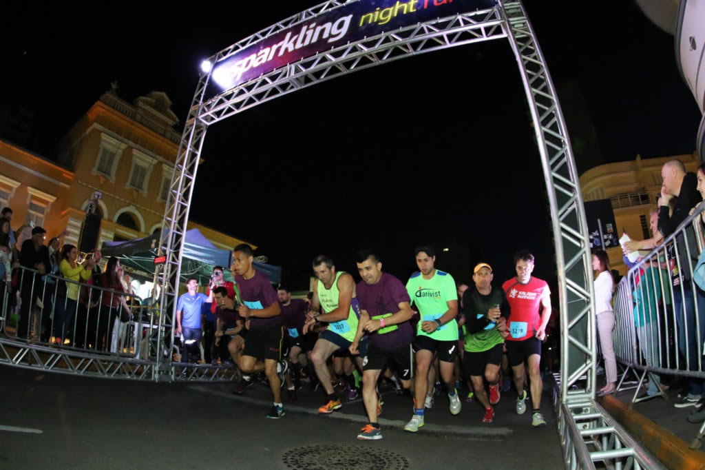 Sparkling Night Run 2018 - Bento Gonçalves - Corrida
