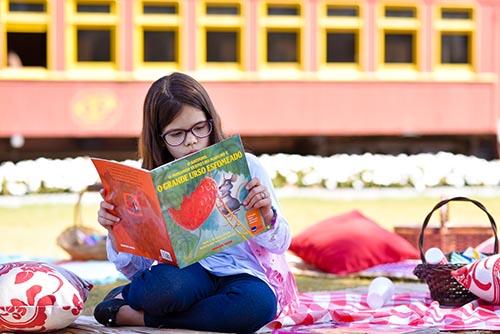 Expresso Kids um evento para as Crianças comemorarem seu Dia em uma Estação de Trem