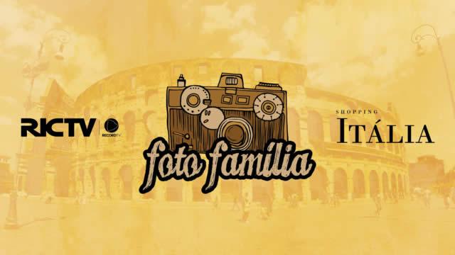 Um dia como nos velhos tempos da Itália