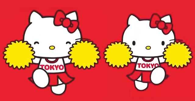 Hello Kitty marca presença em vídeo de apresentação do Japão como país sede dos jogos de 2020