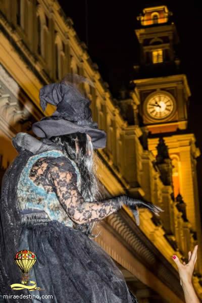 Pedalando com o Pátio ganha nova versão temática de Halloween