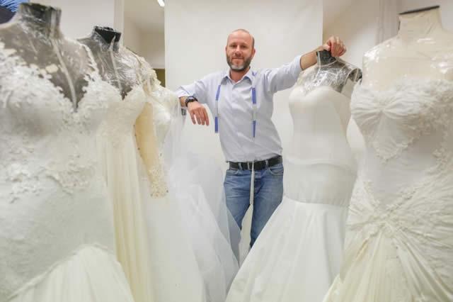Vestidos de noivas por Samuel Cirnansck