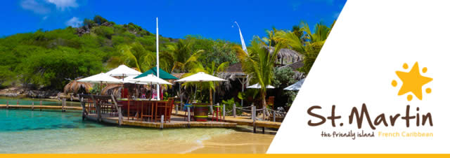 Seis dos 50 melhores restaurantes do Caribe de 2015 estão na parte francesa de Saint-Martin