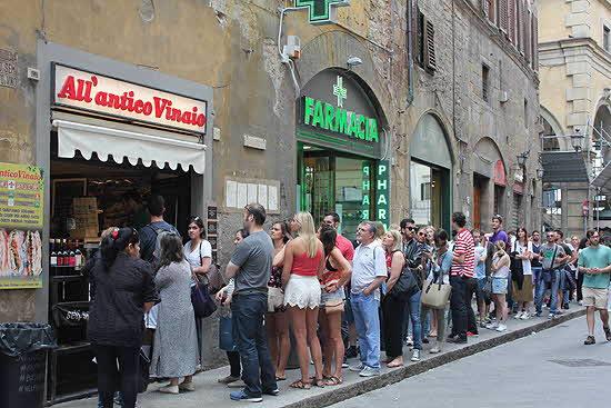 ALL ANTICO VINAIO - Firenze - Itália