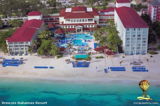Resort Breezes Bahamas inaugura novas categorias de suítes