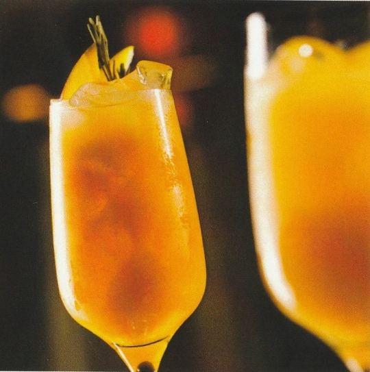 Dia dos Namorados - Cocktail de laranja - espumante - Georges Aubert
