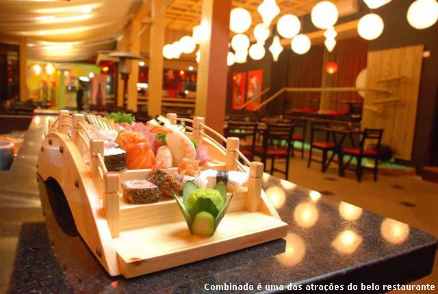 Restaurante japonês Todai Garden