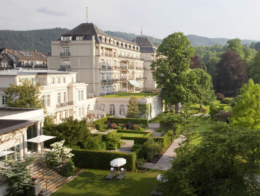 Brenners Park Hotel & Spa - Alemanha - Germany - Spa de Luxo - Luxury Spa - Luxury - Baden Baden