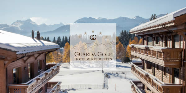 Guarda Golf Hotel & Residences - Valais - Suíça - Switzerland - Hotel - Hotelaria - Alpes - Alps - Swiss Alps