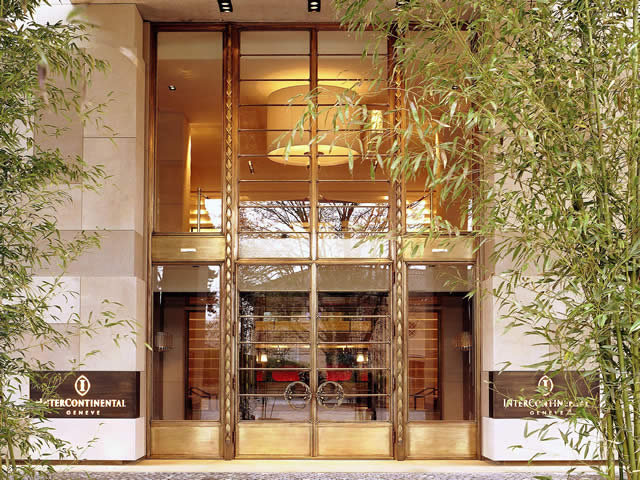 Intercontinental Hotel de Genebra - 7-9 Chemin Du Petit - Sacomex - Genebra - Suiça - Geneva