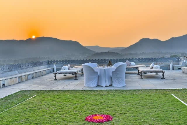 RAAS Devigarh - Delwara, Índia -Hospedagem - Castelo - Castle - Turismo de Luxo - Luxury Travel - Castles - Castillo