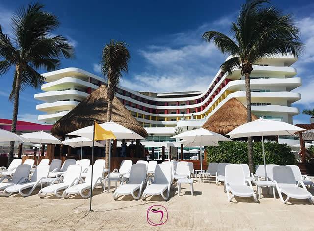 Temptation Cancun Resort tem festa de inauguração em Cancun