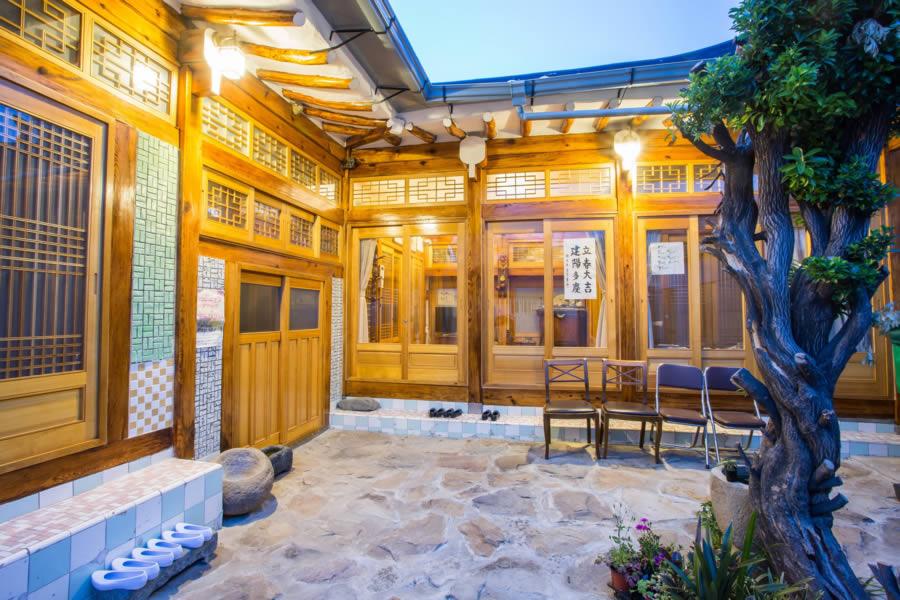 Aega Hanok Guesthouse  - Daegu, Coreia do Sul