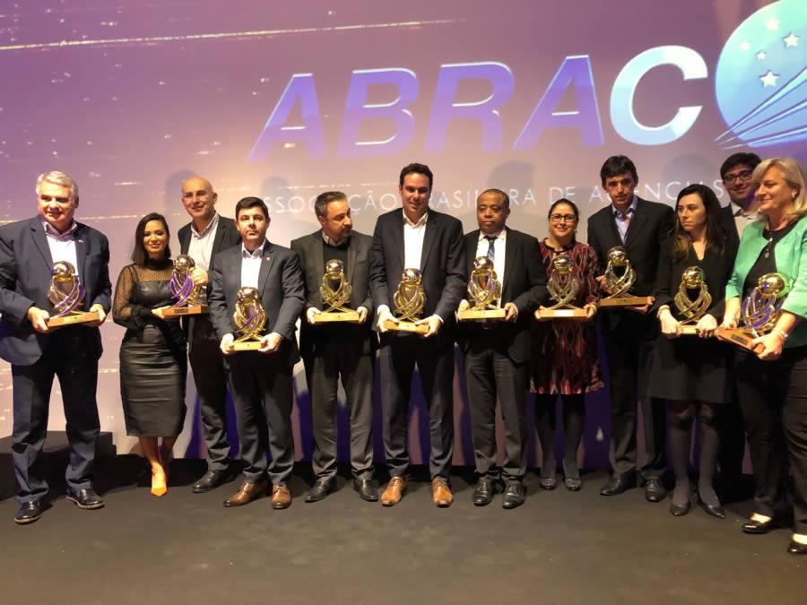 Prêmio Parceiro de Valor Abracorp