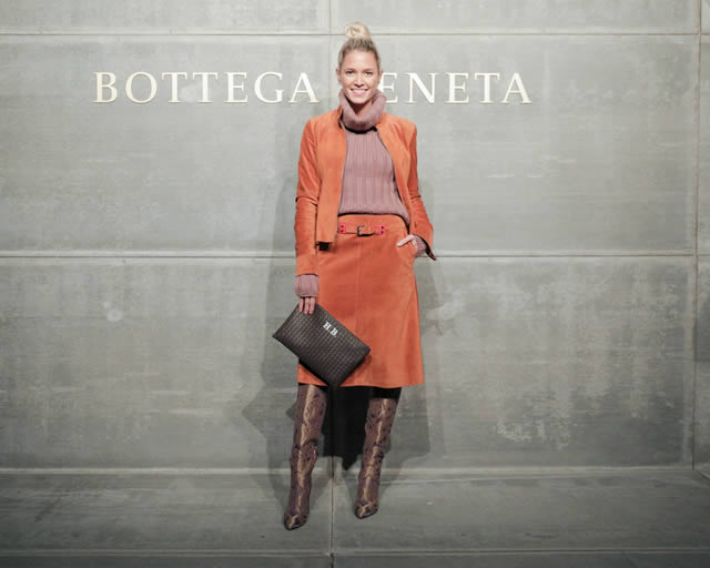 Helena Bordon - Bottega Veneta - Moda - Luxo - Fashion - Estilo - Nova York - Style