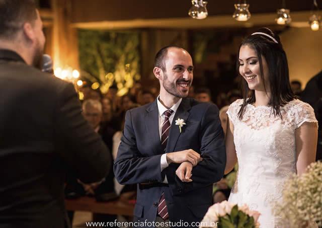 Casamento de Larissa e Flávio