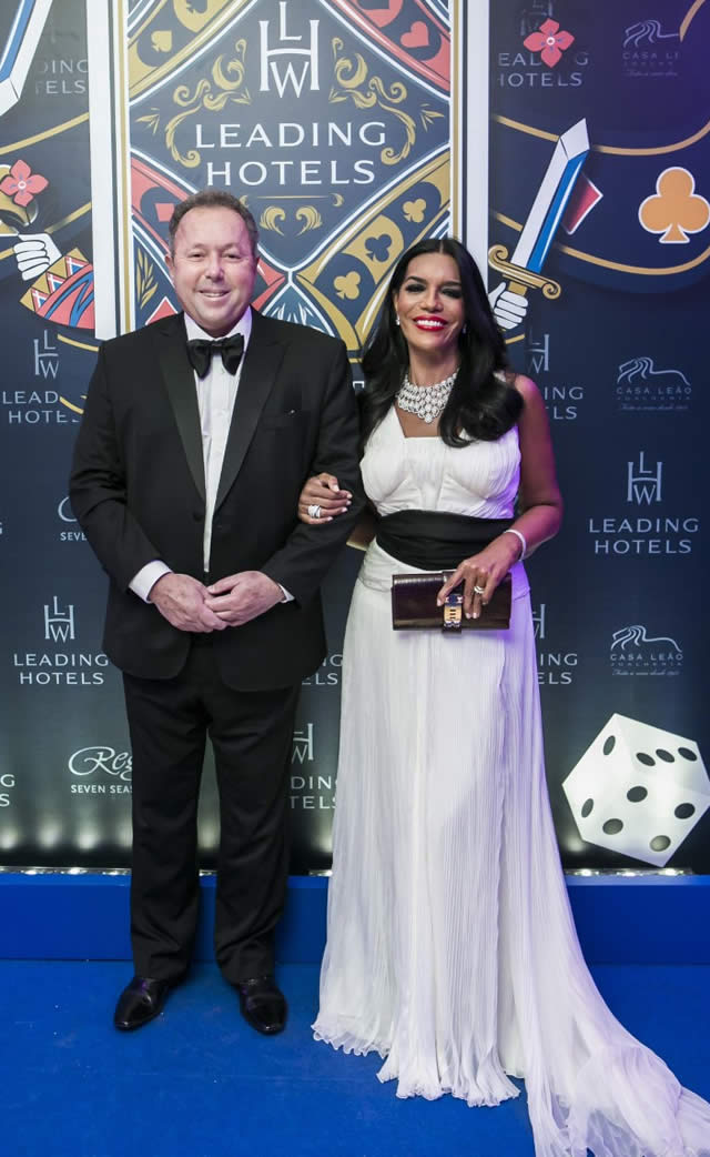 Jantar Black Tie - Leading Hotel of the World - Celso Celeste Adoglio
