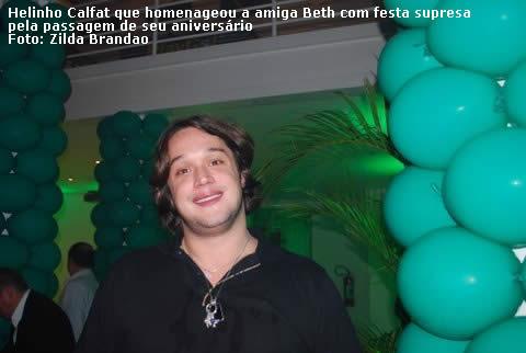 Aniversário Beth Szafir