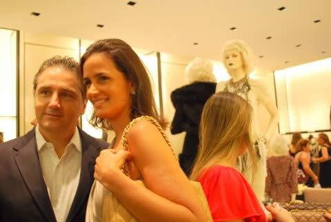 Chanel - inauguração de loja no Shopping Iguatemí