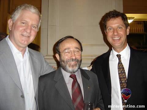 Noite em Homenagem ao Rabino Henry Sobel