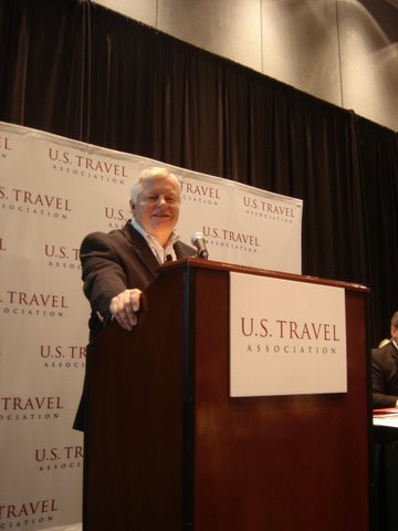 Roger Dow, Presidente e CEO da U.S.Travel Asociation