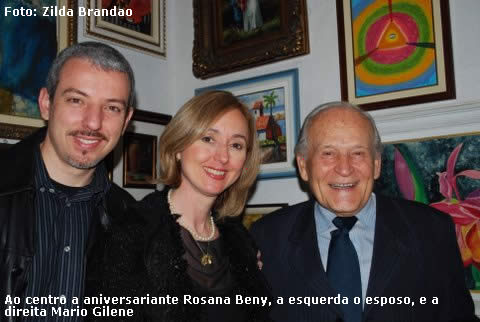Aniversario Rosana Beny