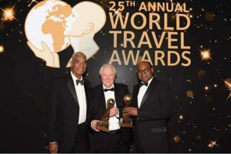 Jamaica - 25º World Travel Awards