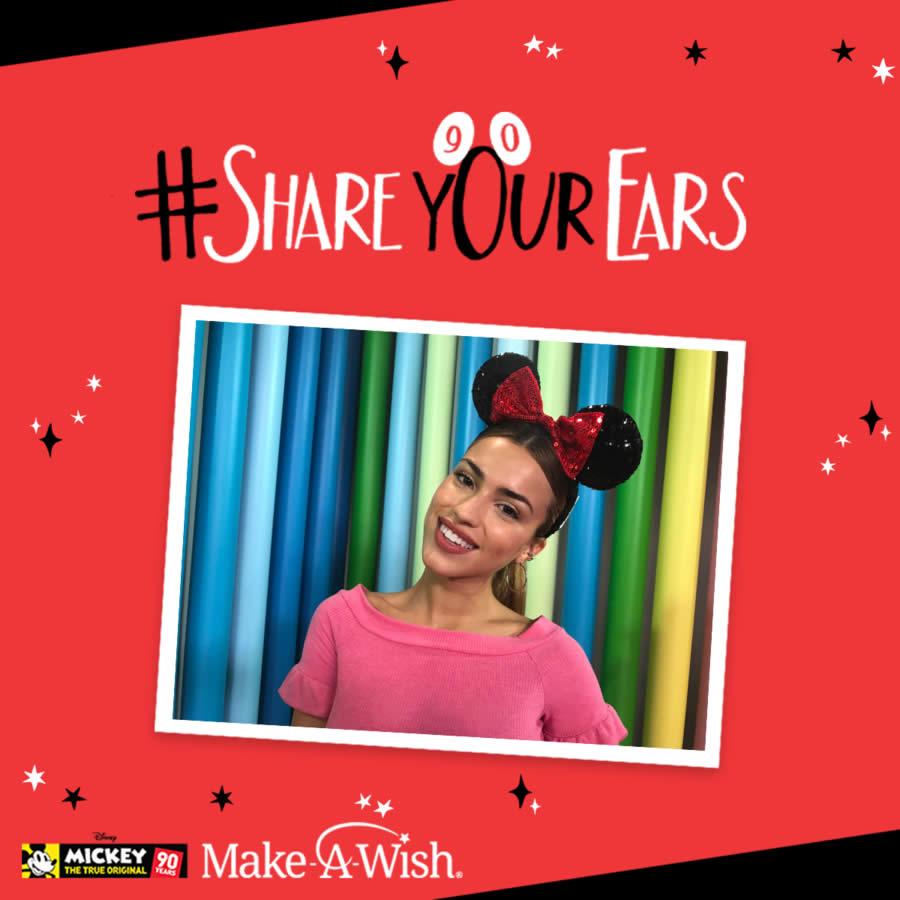 Make-A-Wish - Disney - Share Your Ears