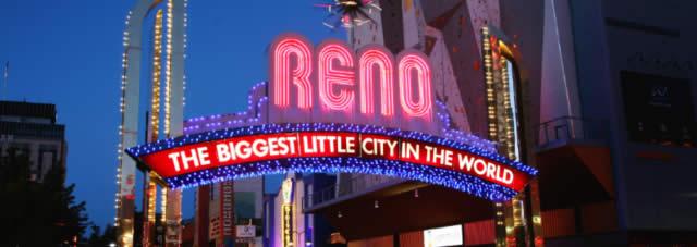 Alguns lugares histórico de Nevada frequentados por atores de Hollywood